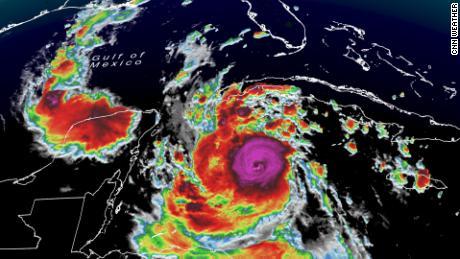 Lo último sobre el huracán Delta