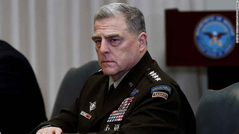 Top US general pushes back at national security adviser's troop withdrawal announcement