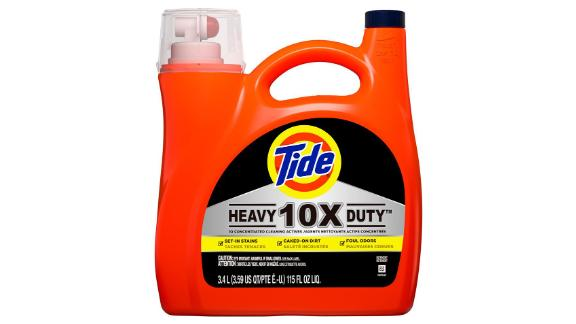 Tide Hygienic Clean Heavy-Duty Liquid Laundry Detergent