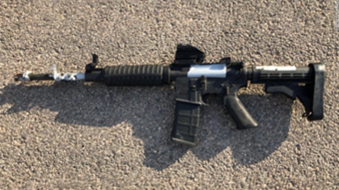 AR-15-type rifle mass taking pictures unlicensed gun supplier