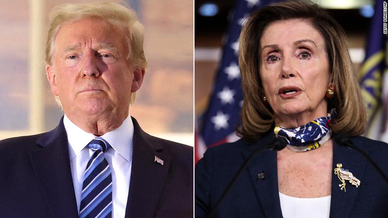 Democratic Momentum Builds For Potential Fast Track Impeachment Next Week Cnnpolitics