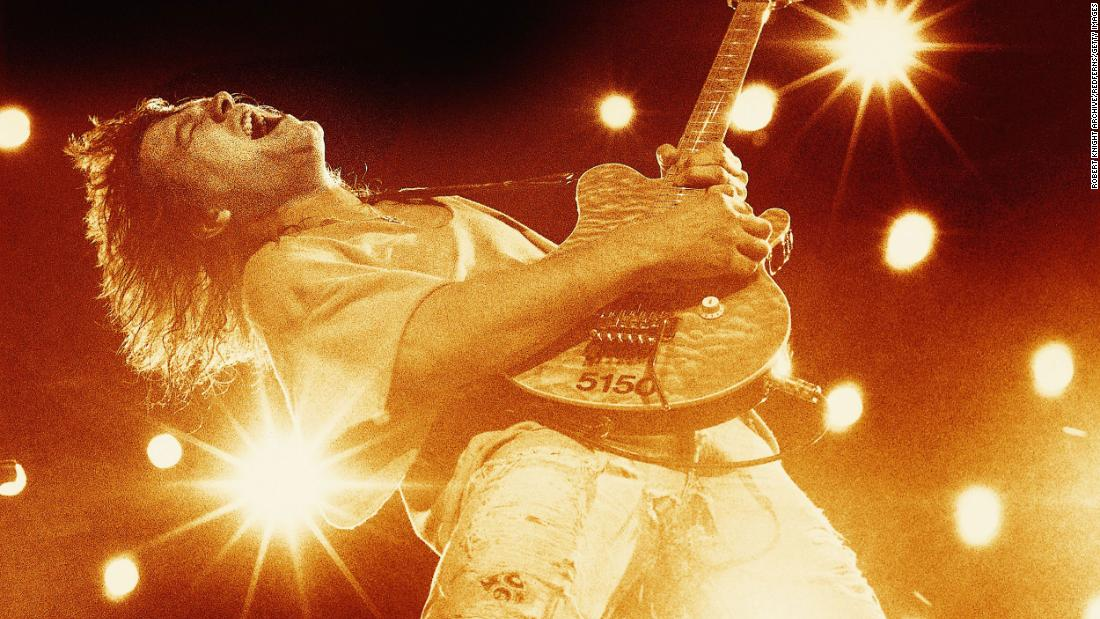 A record-setter. A patent holder. Eddie Van Halen's achievements are as legendary as his guitar playing – CNN