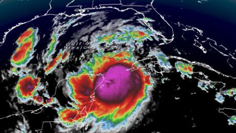 El huracán Delta es un huracán histórico