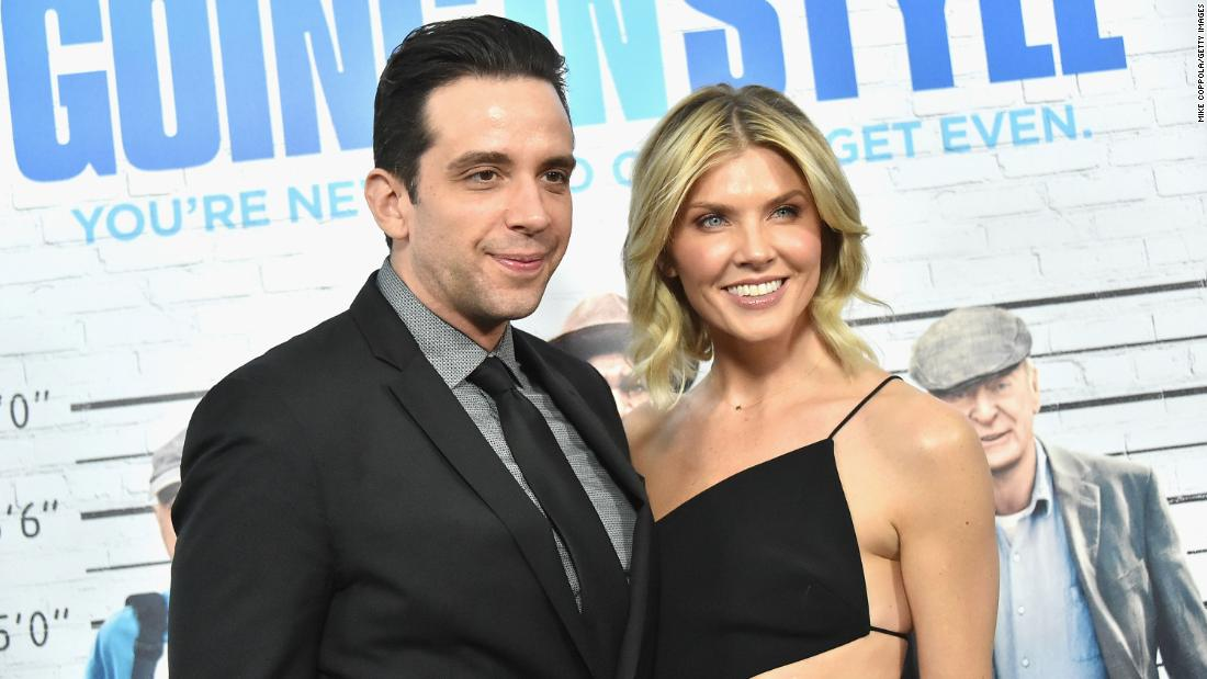 Nick Cordero's widow Amanda Kloots talks about Thanksgiving without him