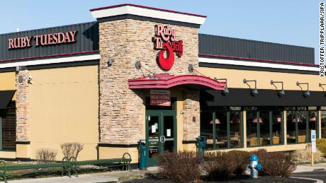 Ruby Tuesday locations will continue to operate normally during bankruptcy.