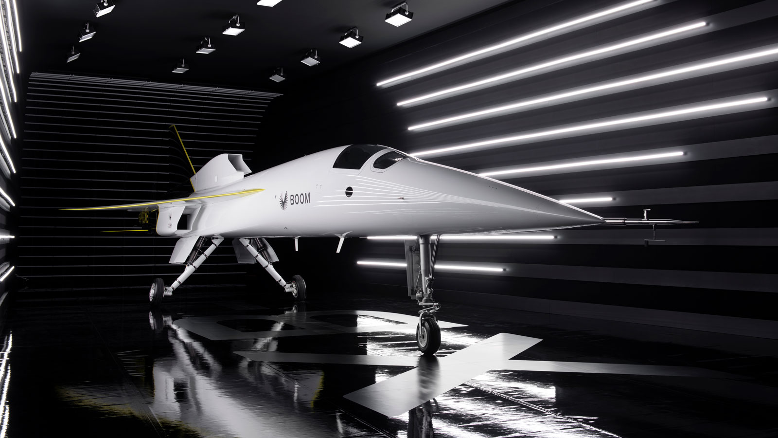 Supersonic travel is here': Boom rolls out XB-1 demonstrator aircraft | CNN Travel