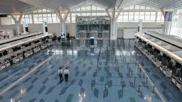 The world's busiest airports -- and how far they've fallen