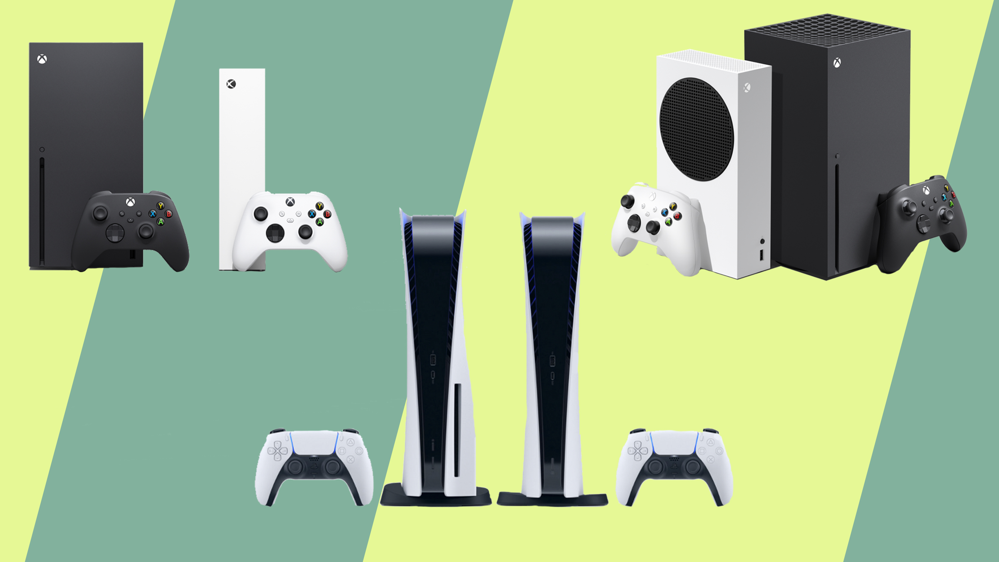 Playstation 5 Vs Xbox Series X Cnn Underscored