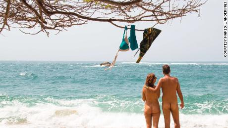 Naturist 8 nudist girls collection of free nudism porn videos The Naturist Couple That Travels The World Naked Cnn Travel