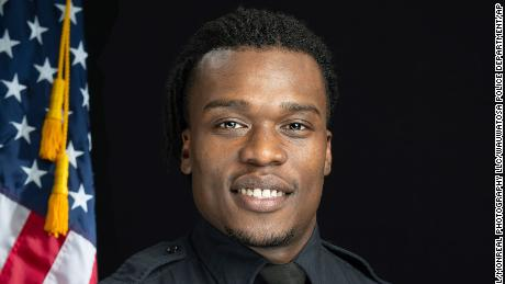 The Wauwatosa policeman is not charged in the fatal shooting of 17-year-old Alvin Cole