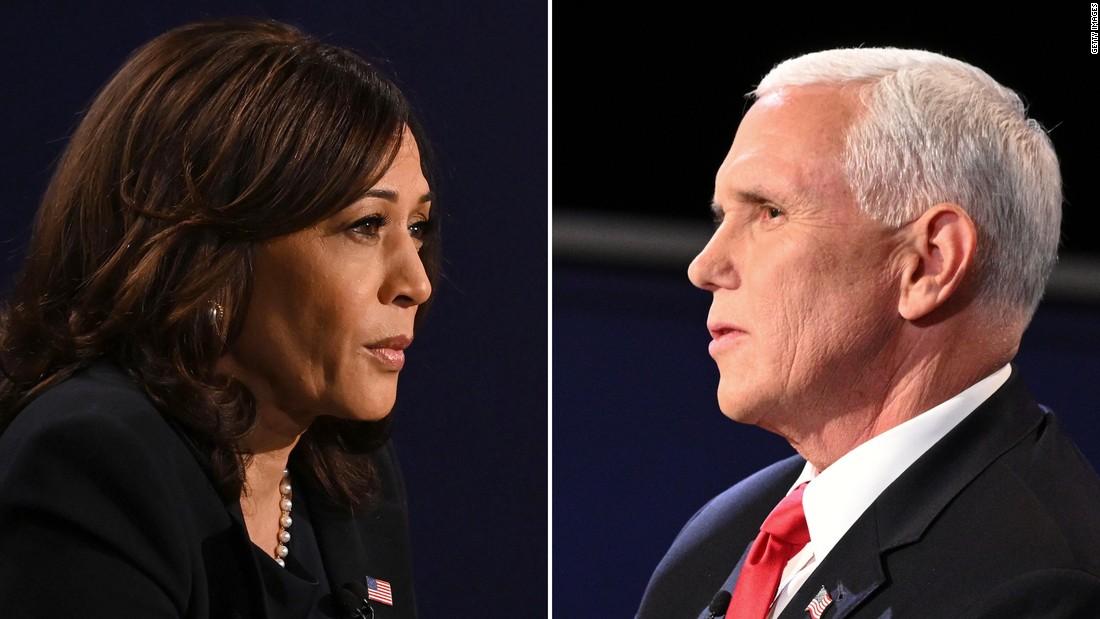 5 takeaways from the vice presidential debate between Kamala Harris and Mike Pence – CNN
