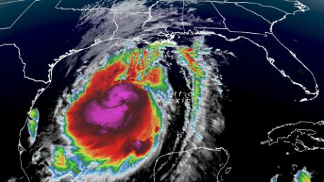 Hurricane Delta headed toward nearly the same spot as Laura in Louisiana, just 6 weeks later