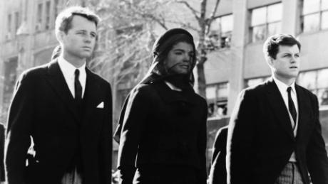 Jackie Kennedy managed every detail of JFK's funeral
