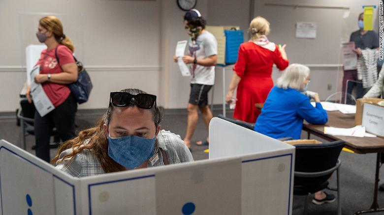More than 7 million general election ballots cast so far