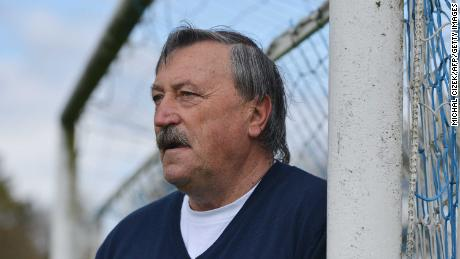 Antonin Panenka is on life support, according to his club Bohemians.