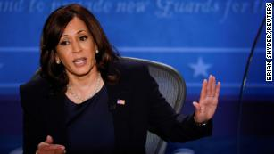 Kamala Harris, the tenacious former prosecutor, faces a complicated role as she questions Barrett