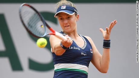 Podoroska has enjoyed a sensational run at Roland Garros.