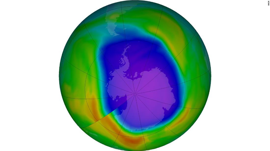 A 1980s ban on CFCs to heal the ozone layer is also shaving degrees off global warming, study says
