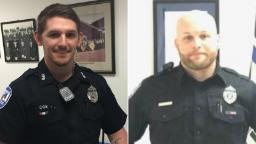 2 former Maine police officers accused of beating porcupines to death will spend time in jail