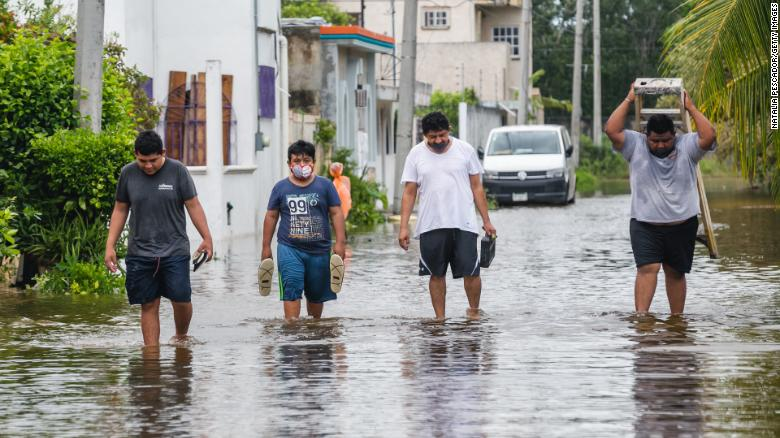 Hurricane Delta slams the Gulf Coast. Here is how you can help