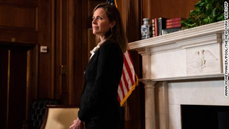 What's in the Amy Coney Barrett hearings?