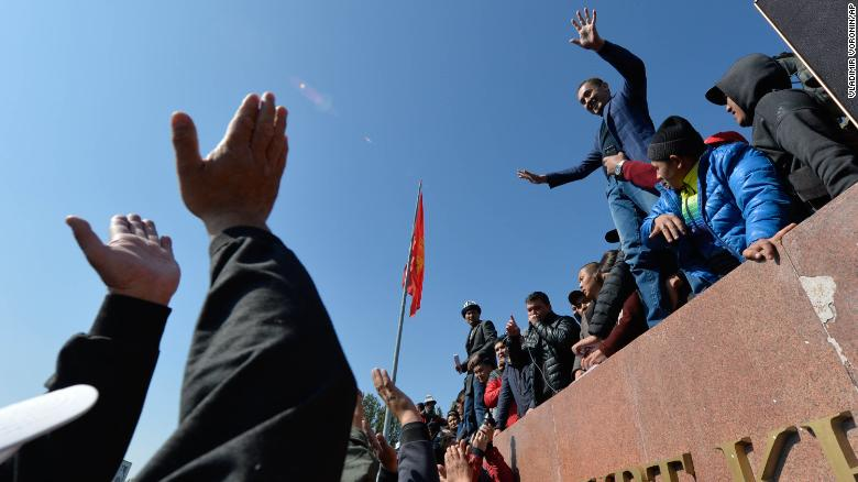 US and West need to stand solid behind Kyrgyzstan, Central Asia's only democracy