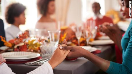 Get together for the holidays?  This site will help you know how risky your plans are
