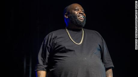 Killer Mike of Run the Jewels performs at FYF Festival on July 22, 2017 in Los Angeles.