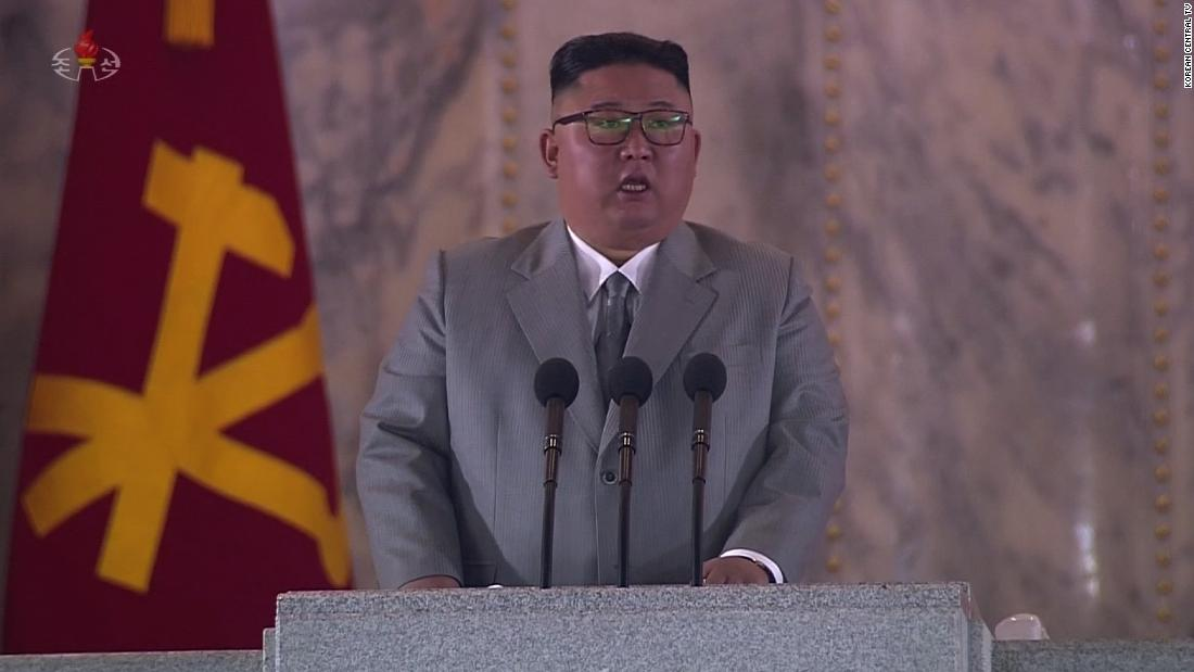 Kim Jong Un: Tears don't mean North Korea's leader is softening. Just look at his military hardware