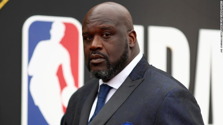 Shaquille O'Neal: I voted for the first time, and it feels good