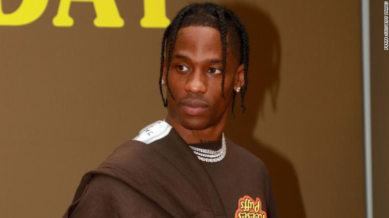 Rapper Travis Scott pledges to pay this semester's tuition for five HBCU students