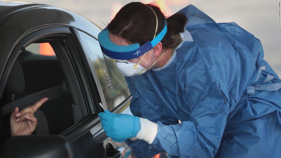 Wisconsin faces 'urgent' Covid-19 crisis as coronavirus cases continue to rise