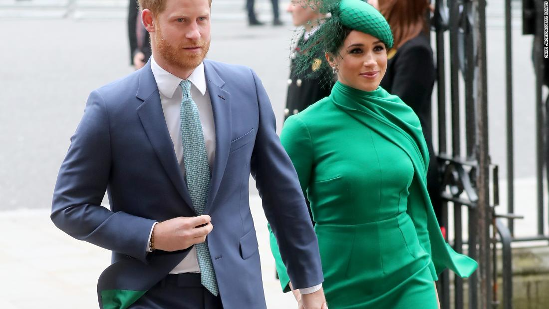Buckingham Palace to investigate allegations that Meghan bullied UK staff