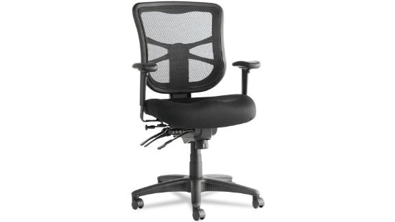 Alera Elusion Series Mesh Mid-Back Chair