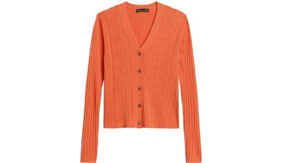 Banana Republic Cropped Cardigan Sweater