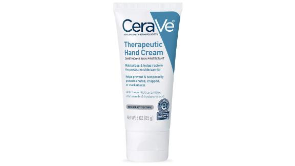 CeraVe Therapeutic Hand Cream for Dry Cracked Hands