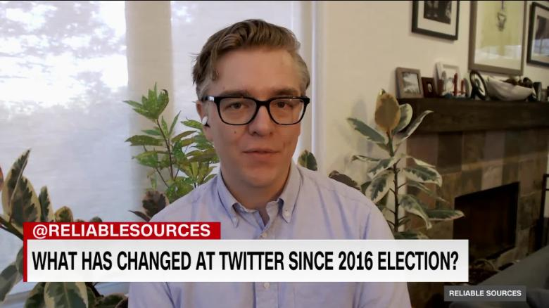 Twitter exec: We will take action on election disinformation