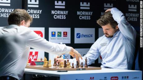 Magnus Carlsen S 125 Game Unbeaten Streak Ended By Jan Krzysztof Duda Cnn