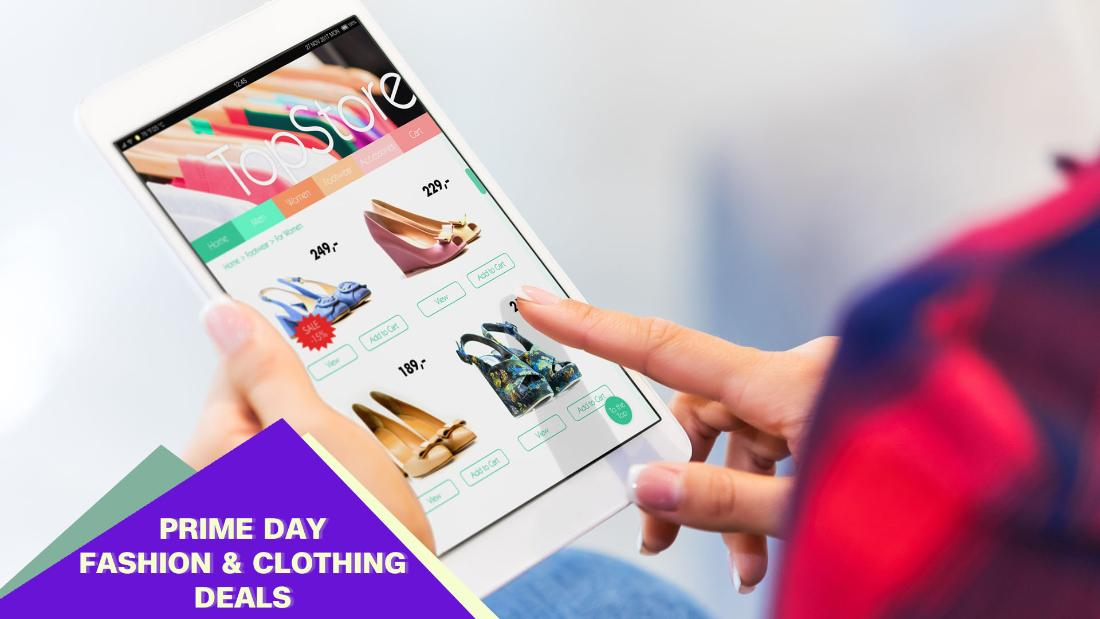 The best Prime Day clothing deals to shop right now