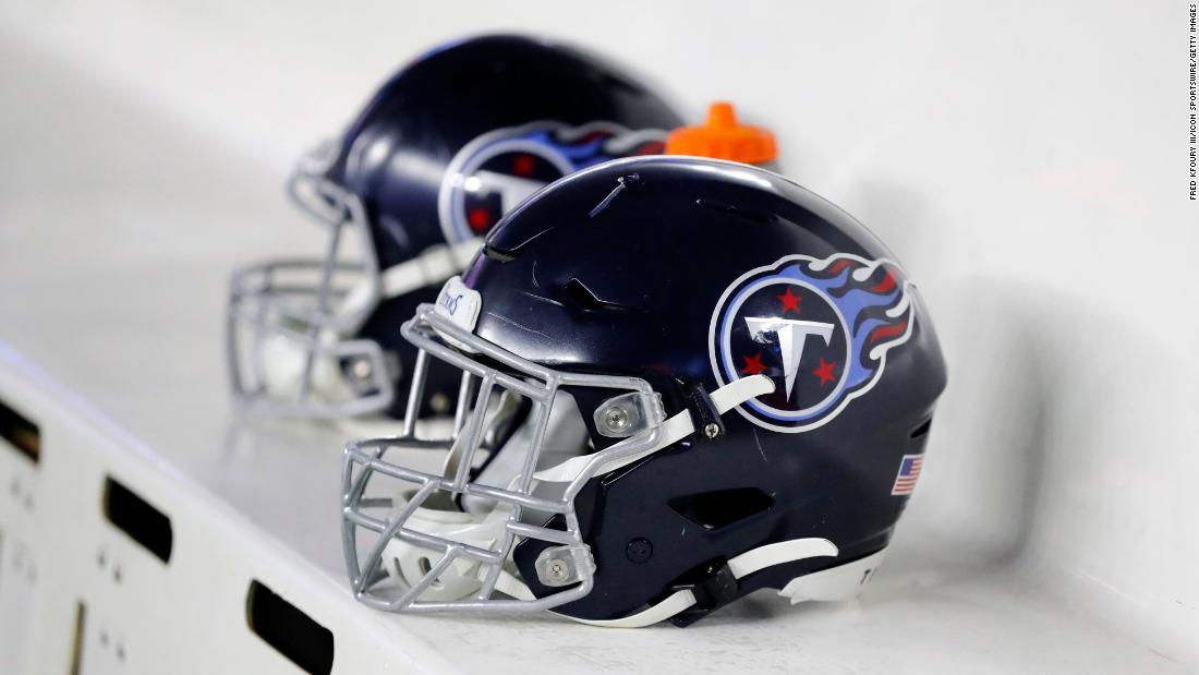 NFL's Titans and Patriots report no new positive Covid-19 tests