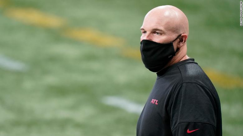 Falcons fire head coach Dan Quinn after 0-5 start