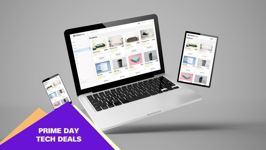 Here are the best tech deals of Amazon Prime Day 2020
