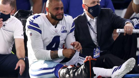 Image for What Dak Prescott's injury means for his future with the Cowboys