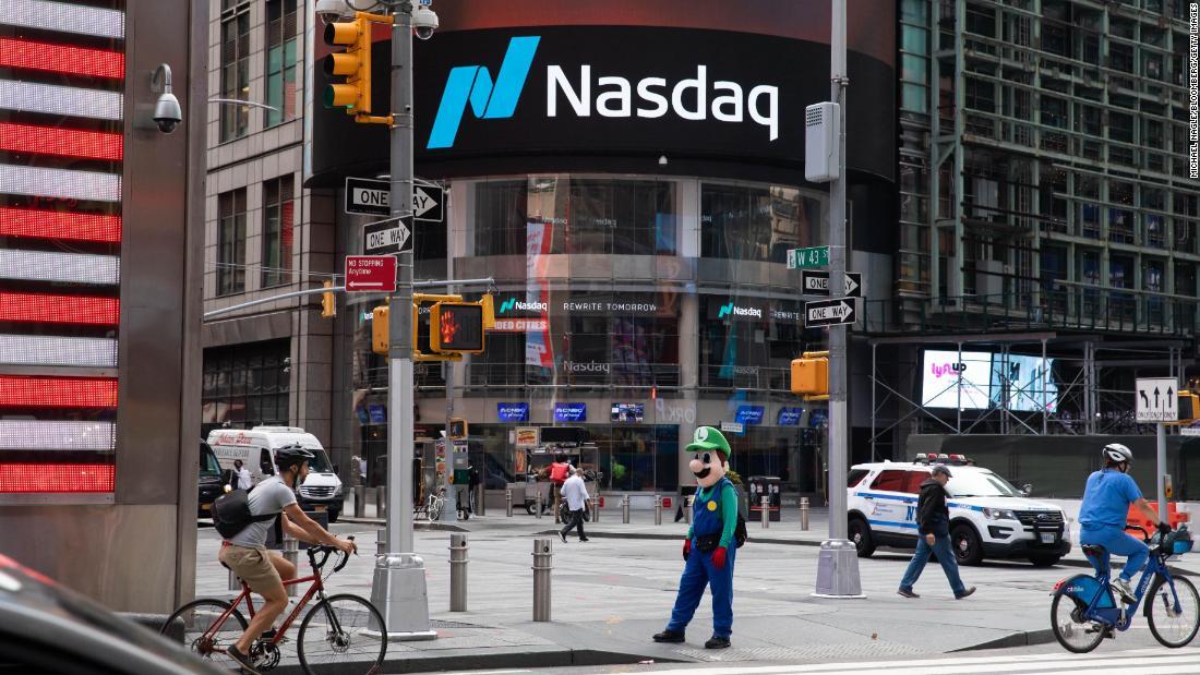 Nasdaq soars as tech stocks lead a market rally  image