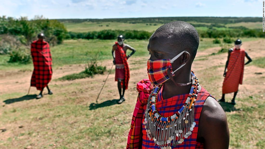 A massive animal migration is still happening in the Maasai Mara. But the pandemic means few can see it