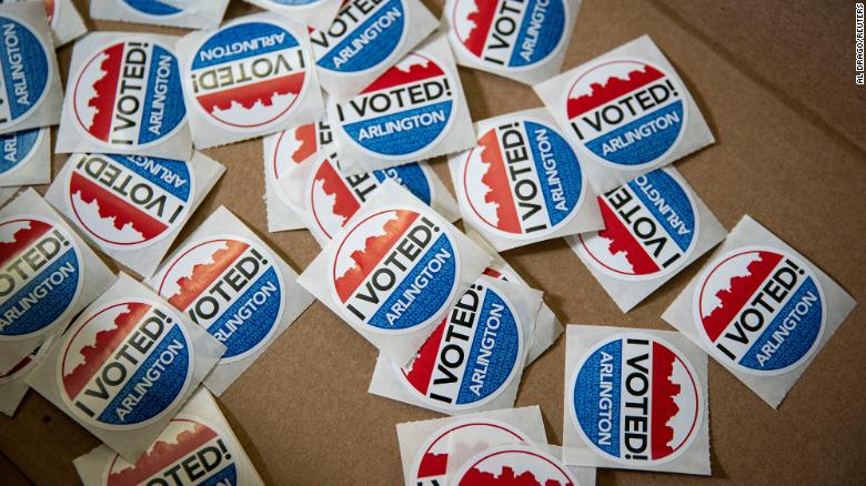 Virginia's online voter registration system crashes on final day