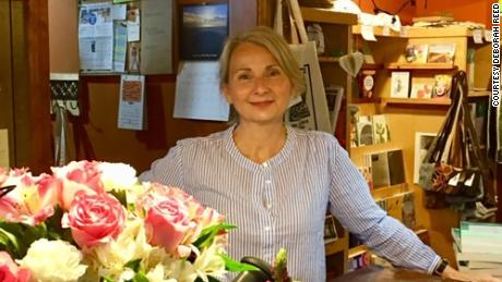 Deborah Reed's bookstore in Oregon has been able to manage by limiting the number of customers allowed inside. But winter could mean fewer customers willing to wait in line.