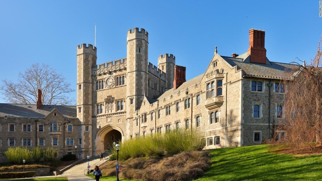 Princeton will pay nearly $1M in back pay to female professors in sweeping discrimination settlement
