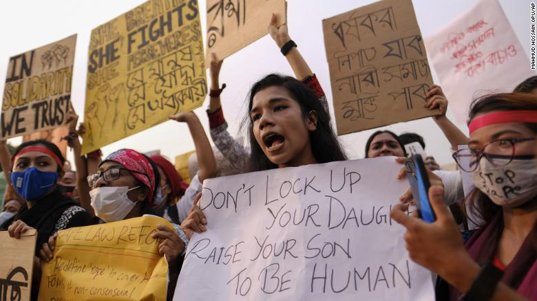 Bangladesh to allow death penalty for convicted rapists