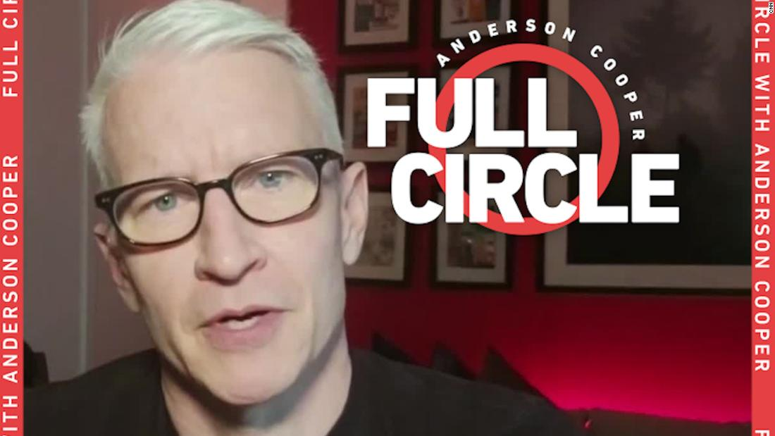 Anderson Cooper reveals how he thinks quarantine has changed him